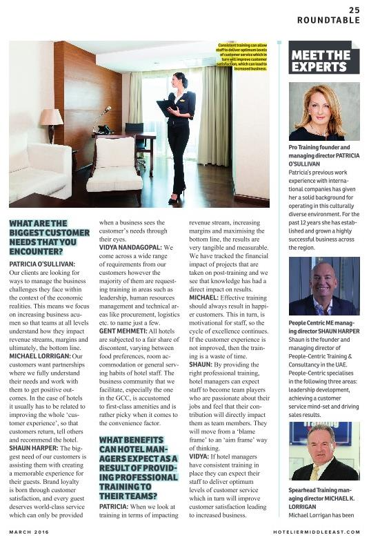 Hotelier Clipping